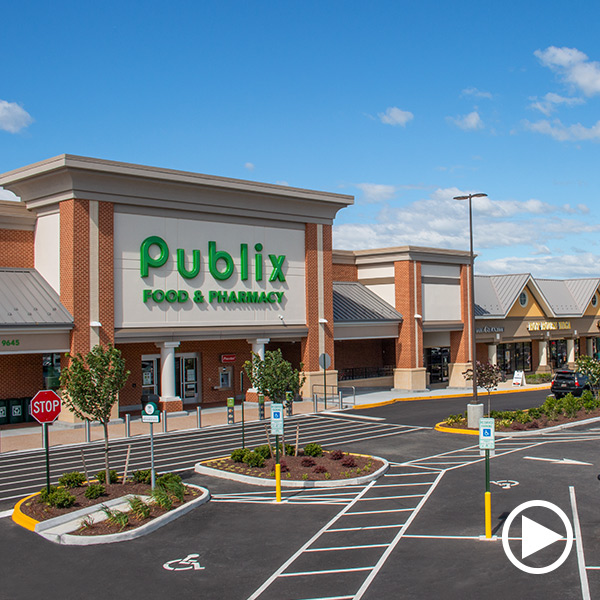 Publix Opens In A Revitalized Center Video - Opens in new window