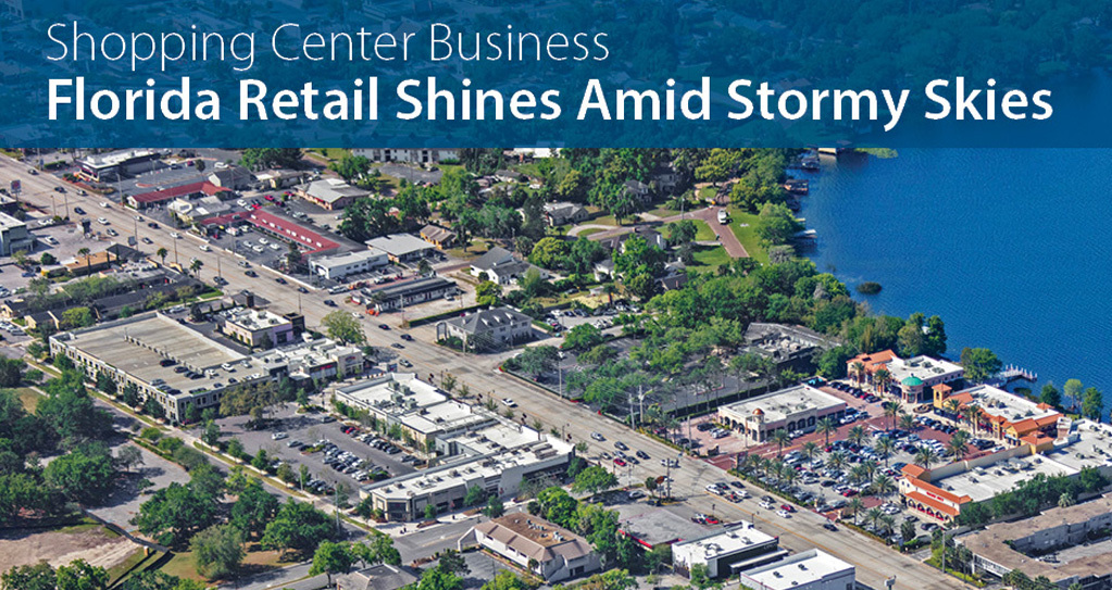 Florida Retail Shines Amid Stormy Skies