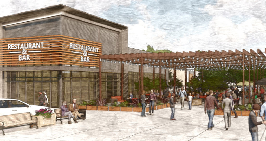 InvenTrust to Redevelop 231,058-Square-Foot Gateway Market Center in Tampa Bay Area