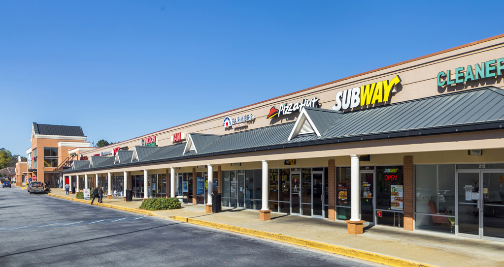 InvenTrust Properties Begins Renovation of 105,000-Square-Foot Shopping Center in Metro Atlanta